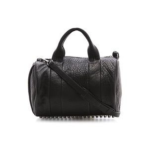 Alexander Wang Rocco Bag with Silver Hardware